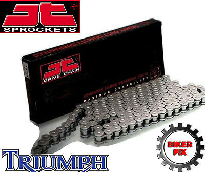 X RING CHAIN  AND SPROCKET SET KIT TRIUMPH 1050 TIGER 2007 11