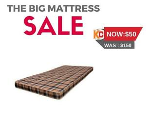 MATTRESS SALE STARTING FROM $50  (MAT8)