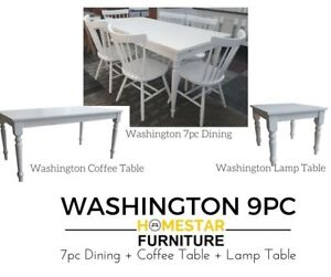 Washington 9pc Dining Set Limited Time Offer Only $950 Surry Hills Inner Sydney Preview