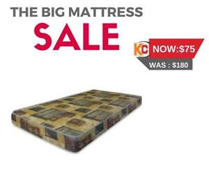 STARTING FROM $50 BRAMPTON MATTRESS SALE (MAT7)