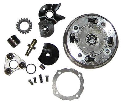 Chinese Atv Quad Dirt Bike Auto Clutch Assembly 50cc 70cc 90cc 110cc Parts