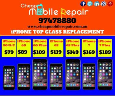 Cheapest iPhone Screen Replacement Sydney Galaxy S6 Edge Repair