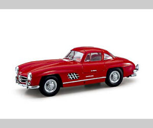 1/18 scale diecast Mercedes Benz 300sl by Kyosho