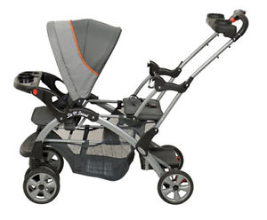 Baby Trend Sit N Stand Double - model #: SS76740 Cambridge Kitchener Area image 2