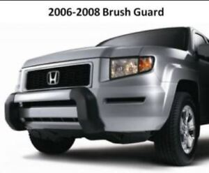 Brush guard Honda Ridgeline 2006-2008
