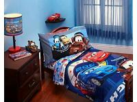 Disney Pixar Cars Toddler Bed Bedding Set (x2) Very Unusual from USA (Overseal)