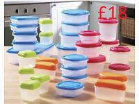 30 Piece Food Storage Set