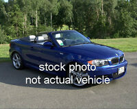 2011 BMW 1-Series CABRIOLET Convertible ONLY 20,000KM !!!!!