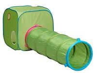 Ikea pop up tent and tunnel