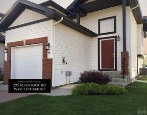 Two Bedroom Townhome
