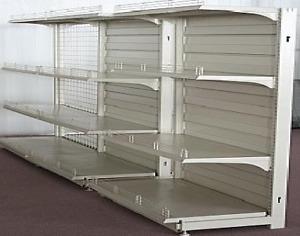 shelves, racks