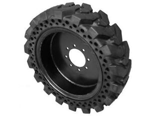 SOLID TIRE FOR SKID STEER !