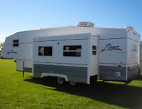 2006 Crossroads Zinger ZF29RK, 29' 5th Wheel, $15,900 OBO