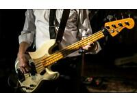 Bass player wanted for gigging covers bands