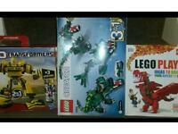 Lego and construction toys