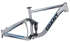 FULL SUSPENSION FRAME WANTED