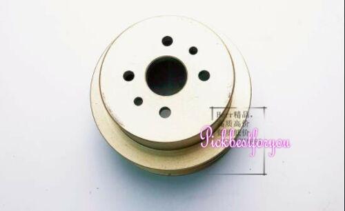 1PCS fittings ZAX200-6 EX200-5 6BG1 fan belt pulley #M44C QL