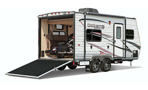 Wanted Toy Hauler Camper