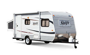 Jayco trailer RV rental, camper for rent