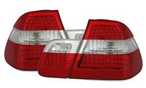 BMW SERIE 3 E46 BERLINE PHASE 1 - 2 FEUX ARRIERE A LED 320 330 D i 320D 330D - France - État : Neuf: Objet neuf et intact, n'ayant jamais servi, non ouvert, vendu dans son emballage d'origine (lorsqu'il y en a un). L'emballage doit tre le mme que celui de l'objet vendu en magasin, sauf si l'objet a été emballé par le fabricant d - France
