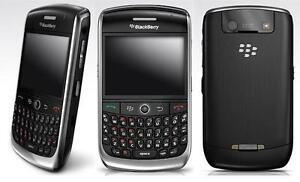 New Blackberry Curve 8900 Unlocked GSM WIFI GPS 3.2MP Smartphone Black