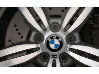 Bmw Single Spare Alloy Wheels 16'' 17'' 18'' 19''mv1 mv2 mv3 mv4 m5 m6 CSL 313 ac schnitzer CAN POST