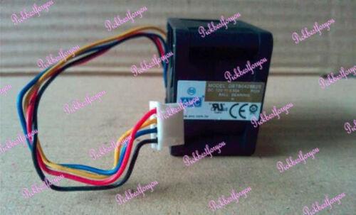Original AVC DBTB0428B2S 12V 0.50A 4028mm 4pin Cooling fan 90 warranty #M86C QL