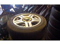 VW Passat B5 130 1.9tdi parts inc- 4 Alloys, AWX Engine, Gearbox, Turbo, Lights, Slampanel, Radiator