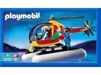 Playmobil 3220 Adventure Helicopter