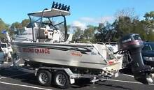 Bar Crusher Barcrusher 575C 530C Aluminium Plate Boat 2006 Model Caboolture Area Preview