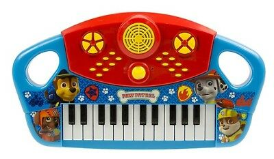 Paw Patrol - Piano clavier musical Pat Patrouille
