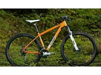 (BRAND NEW), VOODOO AIZEN 29er WITH HYDRAULIC DISC BRAKES, £230