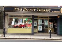 Nail Technician required 'Thai Beauty Therapy' - Holburn Street - flexible part time hours
