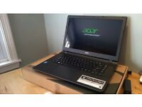 "Acer ES15, 15.6"" Laptop with Intel Pentium, 4GB RAM, 1TB HDD & DVDRW - Black"