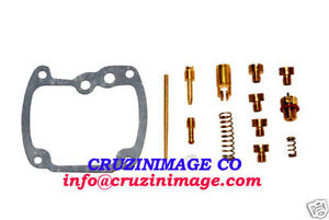 Special Sale KAWASAKI S1 KH250 CARB REPAIR KIT Three Repair  Include CI-KH250CR