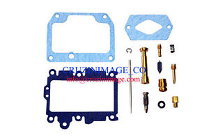 SUZUKI RG250 GAMMA GJ21 CARB REPAIR KITS Two Repair Kits Include CI-RG250CR