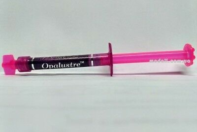 Opalustre Polishing Paste Chemical Mechanical Abrasion Slurry Dental Ultradent