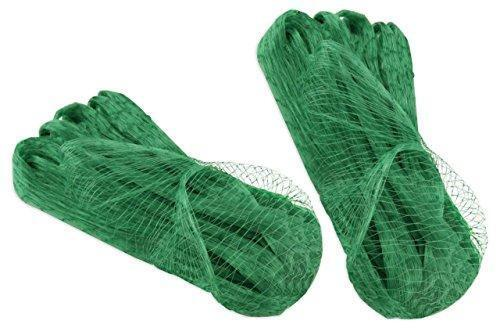 2 Pk of 33-Ft x 6-Ft Garden Plant Netting Protect Against Rodents Birds