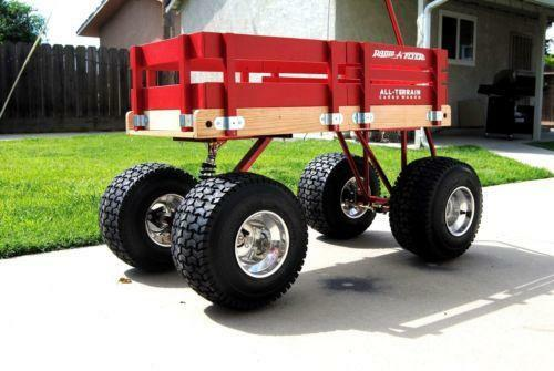Custom Radio Flyer Wagon Ebay