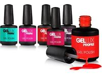 PROM NIGHT SPECIAL Gellux gel polish hand and feet just £25 for both!