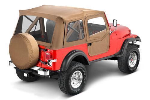 Jeep Cj Soft Doors Ebay