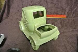 Vintage Car Vase