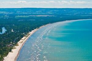 WASAGA BEACH BEACHFRONT COTTAGE RENTALS - PROM COTTAGES