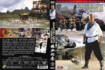 Martial Arts of Shaolin- Hong Kong RARE Kung Fu Martial Arts Action movie