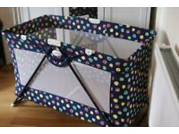 CHICCO EASY FOLD TRAVEL COT