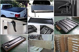 Ford F150 6.5ft Box | Tri-Fold Cover | Tonneau Cover | Bed Cover West Island Greater Montréal image 4