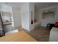 Newly refurbished studio flat for student and short lets