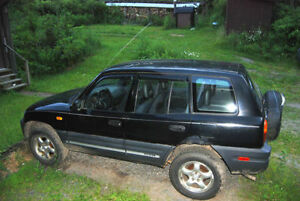 Toyota Rav4 1997 As Is