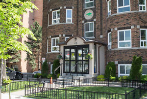 Renovated jr1bedroom unit available for July 1st