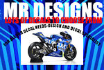 MR DESIGNS SPECIALIST DECALS